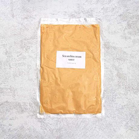 W(ダブリュー) | 雲丹クリームのパスタソース(2人前 / 約300g)