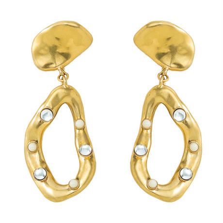 CAMELEON double earring