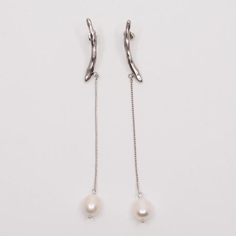 BRANCHE long pearl pierce