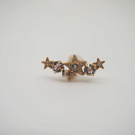 STAR ear cuff (gold)