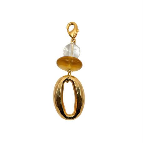 CHARM Vintage Unique Charm B(gold/silver) 【+1charm】