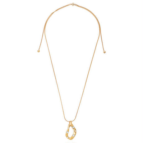 CAMELEON  adjuster long necklace