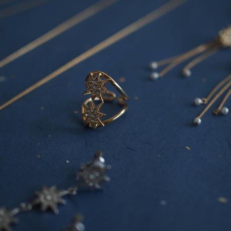 【予約販売】STAR ring