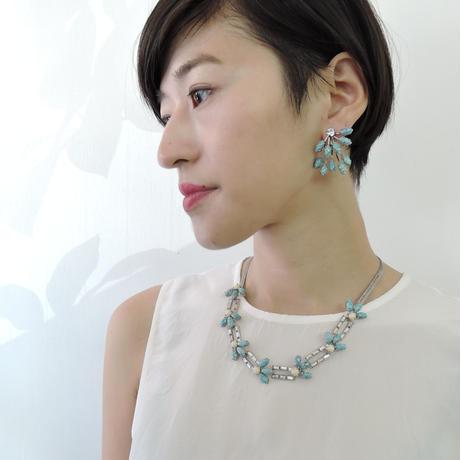 TROPIC square necklace