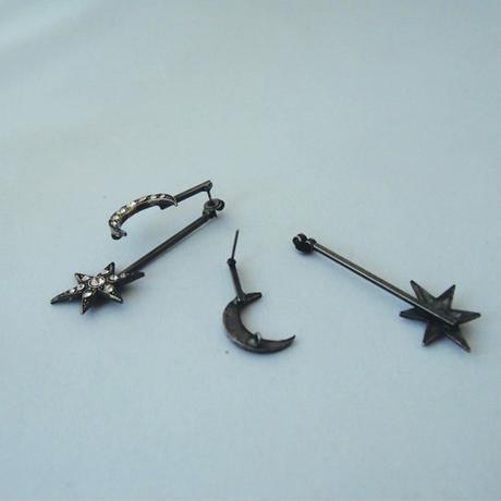 STAR&MOON solid pierce