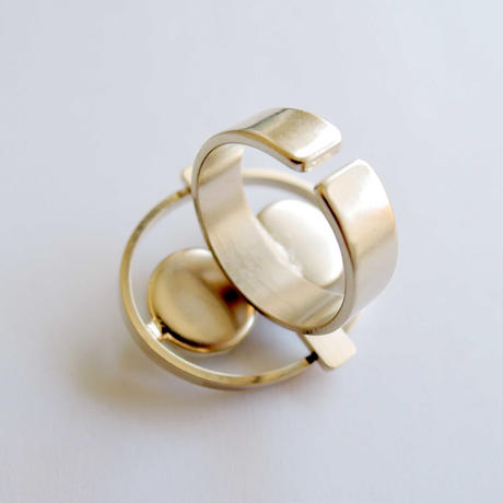 EARTH round ring