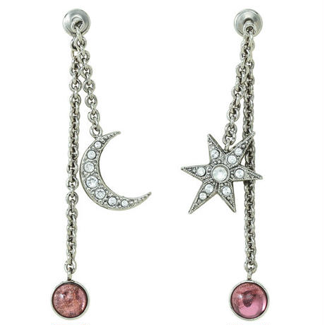 MOON&STAR 2way chain pierce
