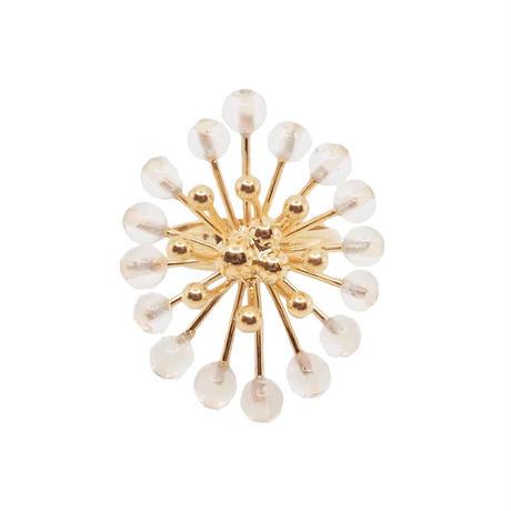 FILIGREE flower ring(gold)