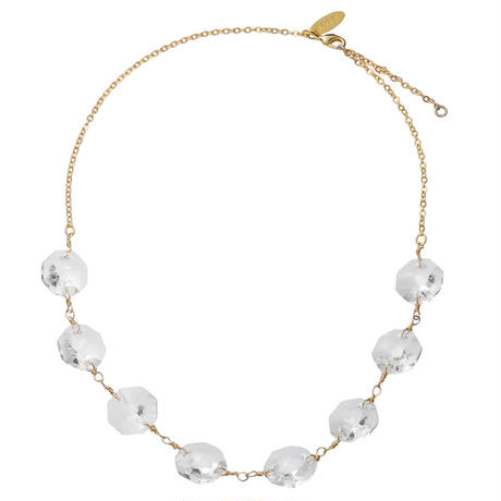 chrystal bohem necklace