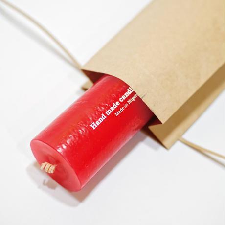 Hand made candle TAiMU | BASIC φ7.5cm x 15cm (TB-YL001)