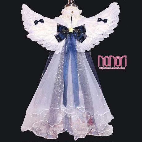 「予約 」手作りコスプレ天使の羽