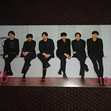 V6 ファンクラブ会報 Vol.108
