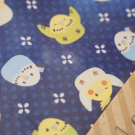 クリーナークロス(青)【SWEET HONEY DROPS】
