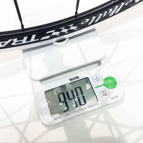 Bellatte トラックレース用クリンチャーアルミホイール「TRACK30」(1,762g)トレーニング& ストリート