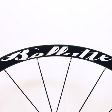 Bellatte トラックレース用クリンチャーアルミホイール「TRACK30R」(1,709g)競技用