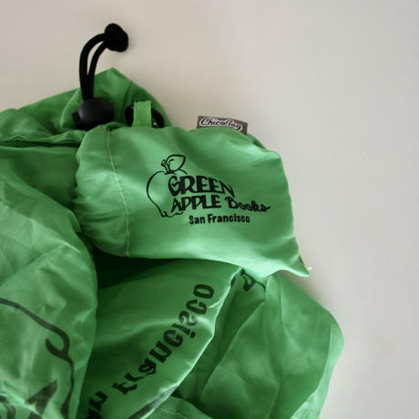 GREEN APPLE Books オリジナル FOLDING BAG