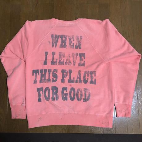 SAINT MICHAEL Crewneck Shirt