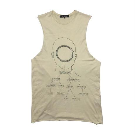 2004SS RAF SIMONS Religious print shirt Size 46