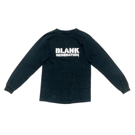 "1999AW UNDERCOVER ""Ambivalance"" BLANK GENERATION Print shirt"