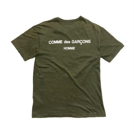 COMME des GARCONS HOMME Logo T-shirt
