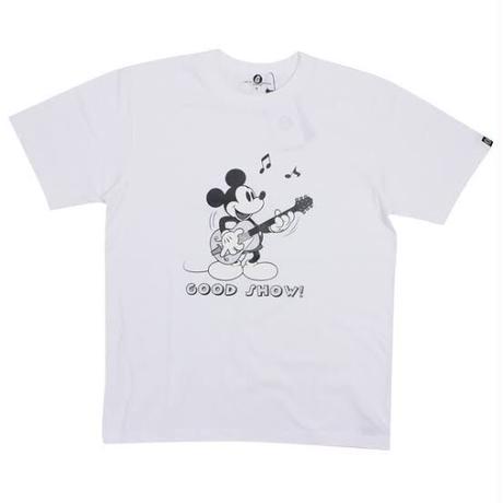 GOODENOUGH 25th Anniversary Micky Print T-shirts