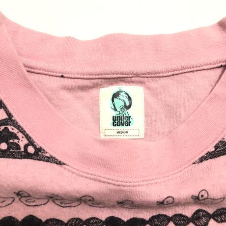 "2002SS UNDERCOVER ""HAZE"" Animals Print Vest Size MEDIUM"