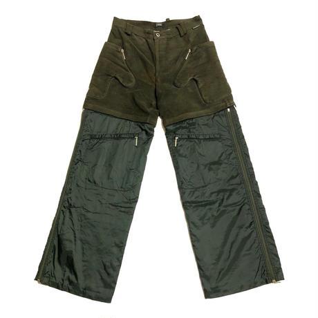 90's GIANFRANCO FERRE JEANS Hand pocket gimmick pants Size 34