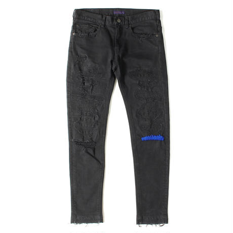 "UNDERCOVER ""but beautiful"" 68 Denim Pants"