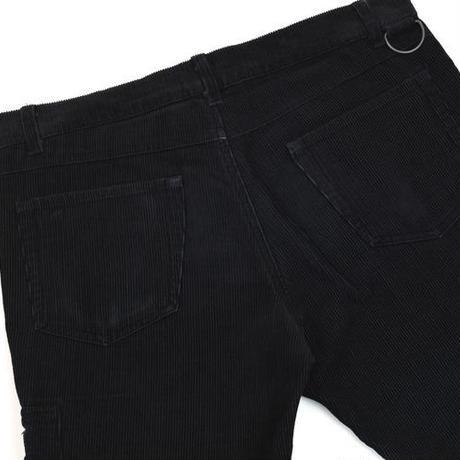"2004AW Raf Simons ""CLOSER"" Denim Military MA-1 Pants size 50"