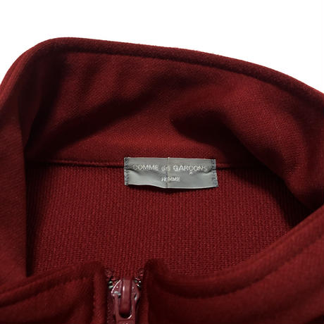 AD2002 COMME des GARCONS HOMME Logo track jacket Size Free