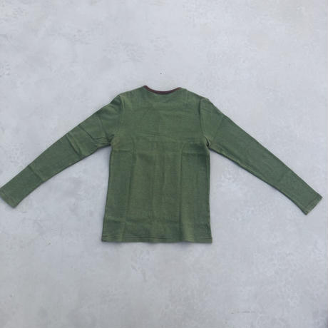 07AW RAF SIMONS  Piping border shirt  size 44