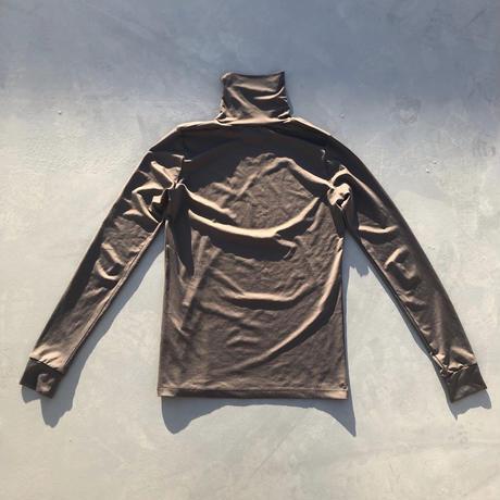 06AW Raf Simons Logo Turtleneck shirt