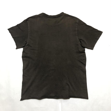 "2004AW Number (N)ine by Takahiro Miyashita ""GIVE"" Bush war message t shirt"