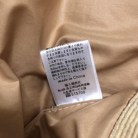 Number Nine by TAKAHIRO MIYASHITA Corduroy down vest Size L