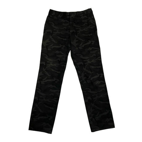 2014AW RAF SIMONS × STERLING RUBY Camouflage pants Size 44