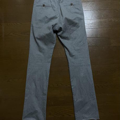 2007SS CAROL CHRISTIAN POELL Overlock pants Size 44