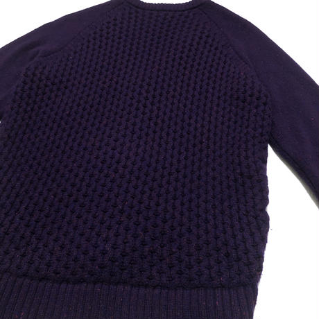 13AW RAF SIMONS  Knit cardigan size S