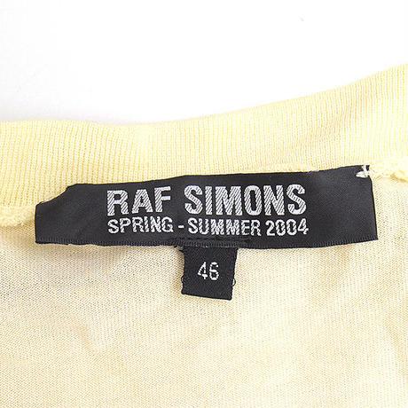"04ss RAF SIMONS ""宗教期"" Buddha Tee"