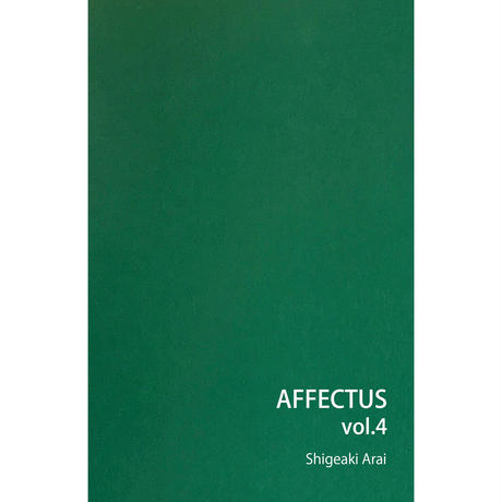 AFFECTUS vol.4(BOOK)