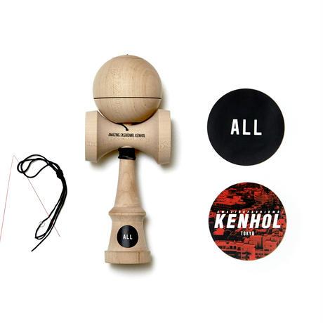 ALL × KENHOL  Manufacturing YAMAGATA KOUBOU