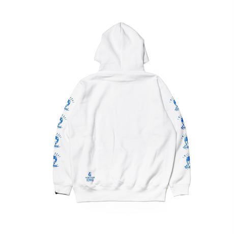 4TH ANNIVERSARY TWIZTAKAT × KENHOL/HOODIE  for YOUTH