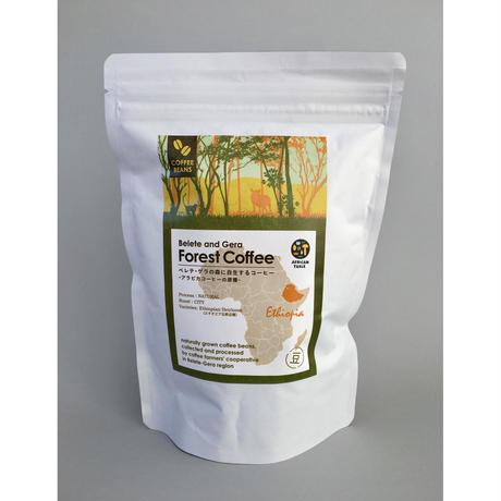 神聖な エチオピア   ベレテ・ゲラの森のコーヒー 豆