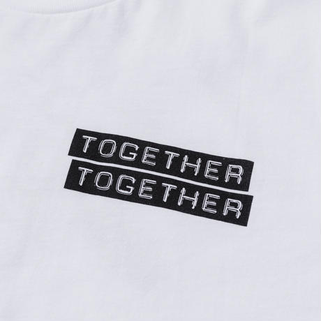 Together Together - PUSHING ALOHA T-Shirts