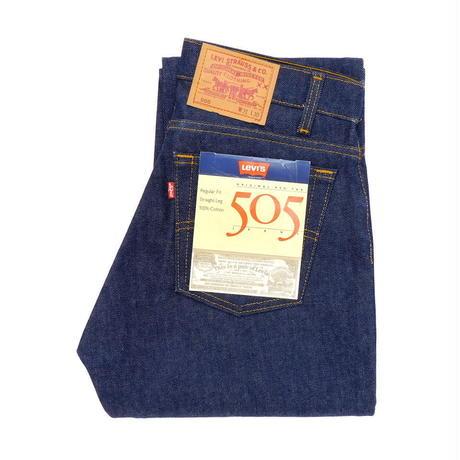 1990s Deadstock Levis 505 Red Tab W31