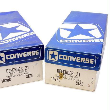 1980's Deadstock Converse Defender 21