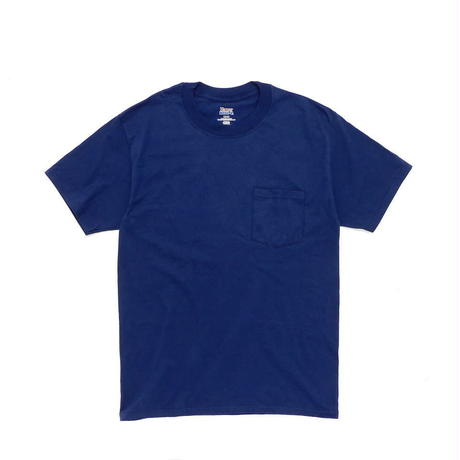 Hanes Beefy Pocket T-Shirt Navy