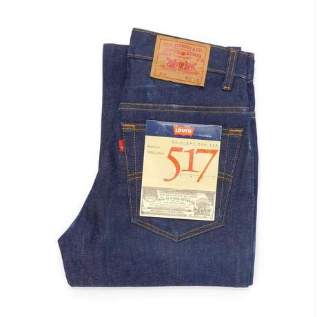 1980s Deadstock Levis 517 Red Tab W31