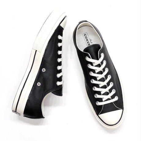 Converse Chuck Taylor 70s Leather Black