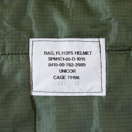 US Government Issue Flyers Helmet Bag
