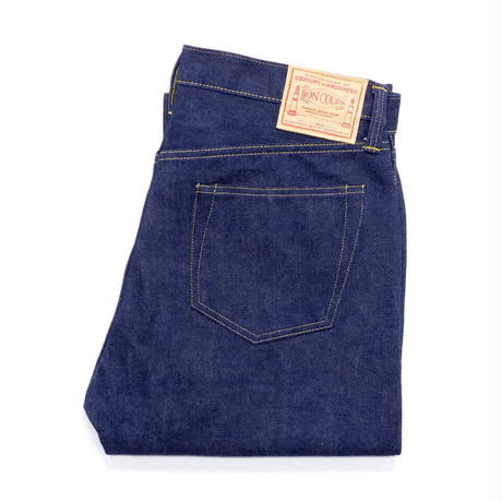 Boncoura Natural Indigo WWII Denim Pants